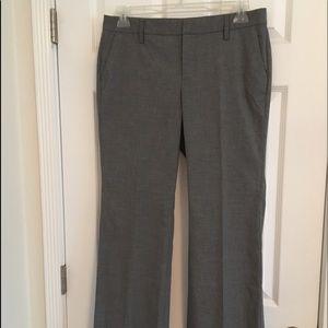 GAP Gray Ankle Pants